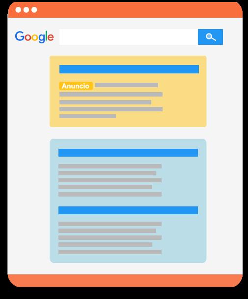 Diferencias entre los anuncios pagos de Google Adwords (PPC) y el posicionamiento web(SEO)